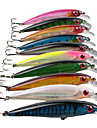 10 Pcs/Bag 13.5 g 11cm 0.5m-1.5m Suspending Fishing Lures Wholesale