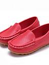 Svart Blå Gul Rosa Röd Vit-Platt klack-Unisex-Komfort-Konstläder-Fritid-Platta