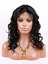 indien perruques vierges de cheveux humains dentelle perruques de cheveux humains avant pour perruques d\'onde femmes noires du corps