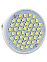 3W GU10 GX5.3 Spot LED MR16 48 SMD 2835 300LM lm Blanc Chaud Blanc Froid Decorative AC 100-240 V 1 piece