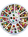 1pcs Nail Art Decoration strass Perles Maquillage cosmetique Nail Art Design