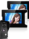 960*480 120 CMOS Sistemul doorbell Fără fir Sonerie video multifamilială