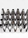 24 Cuisson Grosses soldes / Cake Decorating / Bricolage / Haute qualite Gateau Inox Ustensiles de Decoration