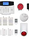 433MHz Clavier sans fil / SMS / Mobile 433MHz GSM / TELEPHONE Code d\'apprentissage