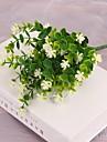 1 1 Une succursale Plastique Plantes Fleur de Table Fleurs artificielles 36cm