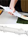1 Creative Kitchen Gadget / Multi-funktionell Dumplings- och sushiredskap Plast Creative Kitchen Gadget / Multi-funktionell