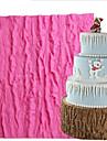 1 Bakning kaka Utsmyckning / bakning Tool Bröd / Paj / Choklad Silikon Bakningsformar