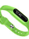 LXW 0001 Smart armbandVattenavvisande Lång standby Träningslogg Hälsovård Sport Distansmätning Ljud Sömnmätare Stoppur Tidtagarur Hitta