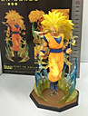 Dragon Ball Goku PVC 12cm Figures Anime Action Jouets modele Doll Toy