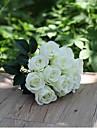 1 1 Gren Polyester Roser Bordsblomma Konstgjorda blommor 39.88(15.7\'\')