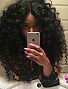 haute densite de dentelle synthetique boucles perruque avant boucle profonde resistant aux femmes noires vente chaleur