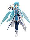 Sword Art Online Asuna Yuuki PVC 15cm Figures Anime Action Jouets modele Doll Toy