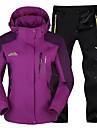 Femme Homme Hauts/Tops Bas Camping / Randonnee Course/Running Sports de neige Etanche Garder au chaud Pare-vent Isole Confortable