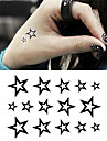 1 Tatouages Autocollants Series animalesBebe / Enfant / Homme / Femme flash Tattoo Tatouages ​​temporaires