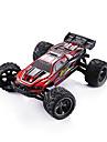 Buggy 1:12 RC Bil 2.4G Röd / Grön Färdig att köra Fjärrkontroll bil / Fjärrkontroll/Sändare / Batteriladdare / Batteri för bil