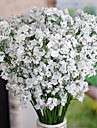1 1 Une succursale Autres Gypsophila Guirlande et Fleur Murale Fleurs artificielles