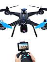 Drönare JJRC X1G 4 Kanaler 6 Axel 5.8G Med 2,0MP HD-kamera Radiostyrd quadcopterFPV / LED-belysning / Felsäker / 360-Graders Flygning /