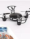 Drone MJX X906T 4 Canaux 6 Axes 5.8G Avec Camera HD Quadri rotor RCFPV Eclairage LED Retour Automatique Mode Sans Tete Vol Rotatif De 360