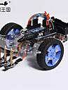 Crab Kingdom® Simple Microcomputer Chip Pour bureau & enseignement 21*14.8*7