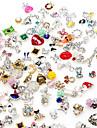 20st nagel konst Decoration Strass Pearls skönhet Kosmetisk nagel konst Design