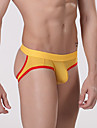 Masculin Solid Tanga(Nailon)