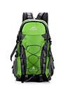 50 L Backpacker-ryggsäckar Vattentät / Bärbar Gul / Grön / Röd / Svart / Blå / Orange