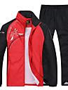 Femme Manches longues Course / Running Shirt Survetement Pantalon/Surpantalon Ensemble de Vetements/Tenus Respirable Pare-vent Confortable