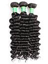 Brasilianskt Remy hår Fläta av remy-människohår Stora vågor Remy Human Hair vävar