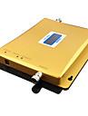lintratek GSM 3g repeteur GSM 900MHz 2100MHz WCDMA cellule amplificateur  de signal double bande  2G 3G kit complet