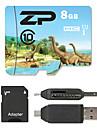 ZP 8Go TF carte Micro SD Card carte memoire UHS-I U1 Class10