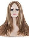 24 pouces femmes perruque de longs cheveux raides pour les femmes de cheveux synthetiques noir discount carnaval vendredi