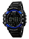SKMEI Bărbați Ceas Sport Ceas Smart Ceas de Mână Piloane de Menținut CarneaLED Telecomandă Calendar Cronograf Rezistent la Apă alarmă
