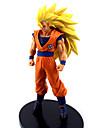Figures Anime Action Inspire par Dragon Ball Goku Anime Accessoires de Cosplay figure Orange PVC