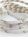 SENCART 5 M 300 3528 SMD Blanc chaud/Blanc/Rouge Vert Bleu/Rouge/Jaune/Bleu/VertDecoupable/Intensite Reglable/Connectible/Pour
