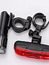 O Ringar Framlykta till cykel Baklykta till cykel LED - - Cykelsport Bimbar Greppvänlig Liten storlek Enkel att bära Lumen BatteriRöd