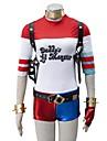 Costumes de Cosplay Superheros Burlesques Cosplay Cosplay de Film Blanc Imprime Tee-shirtHalloween Noel Carnaval Le Jour des enfants