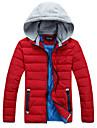 Homme Veste Veste d\'Hiver Hauts/Tops Camping / Randonnee Sports de neige Garder au chaud Materiaux Legers Printemps Automne HiverM L XL