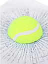 rolig auto karossen bil styling bollen träffar 3d bil klistermärken fönster klistermärken självhäftande baseball tennis dekal tillbehör