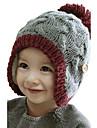 Băieți Căciuli & Băști-Iarnă Îmbrăcăminte tricotată Gri