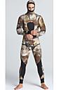MYLEDI Homme 5mm Costumes humides Combinaisons etanches Combinaison  Integrale Etanche Garder au chaud Vestimentaire ConfortableNeoprene