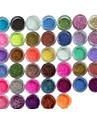 45pcs Manucure De oration strass Perles Maquillage cosmetique Nail Art Design