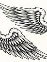 1 Tatueringsklistermärken Djurserier Ländrygg VattentätDam Herr Vuxen Tonåring Blixttatuering tillfälliga tatueringar