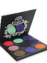 Palette Fard a paupieres Sec Palette Fard a paupieres Poudre OrdinaireMaquillage d\'Halloween Maquillage de Fete Maquillage de Fee