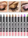 Palette Fard a paupieres Sec Palette Fard a paupieres Crayons OrdinaireMaquillage Quotidien Maquillage d\'Halloween Maquillage de Fete