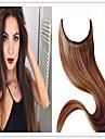 europeiskt hår av högsta kvalitet klass 8a människohår förlängning verkliga remy hår flip i hårförlängningar jungfru rakt hår