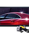 autoradio 7 tum 2 DIN hd kontakt bil mp5 mp3 mp4-spelare Stereo Bluetooth FM-radio USB med backkamera för Nissan toyota univeral
