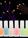 Nagellack UV-gel Långvarig soak-off