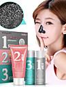 1SET comedons masque decapant pores nettoyant visage essence du visage liquide soins de la peau set