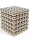 Jouets Aimantes 216 Pieces 4 MM Jouets Aimantes Blocs de Construction Boules magnetiques Gadgets de Bureau Casse-tete Cube Pour cadeau