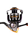 Fiskerullar Snurrande hjul 2.6:1 13 Kullager utbytbar Generellt fiske-DA4000